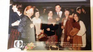 Ana Stein, Rosalía Rodríguez, Francisco González, Mariana Cora, Laura Manso