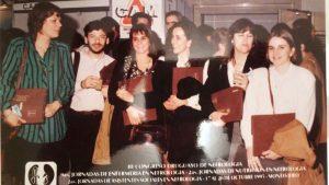 Virginia Etchegaray, Nelson Nuñez, Carmen Amaral, Victoria Pirotto, Margarita Amato, Gabriela Tálice